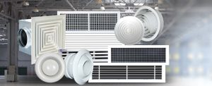 HVAC air distribution products in the UAE